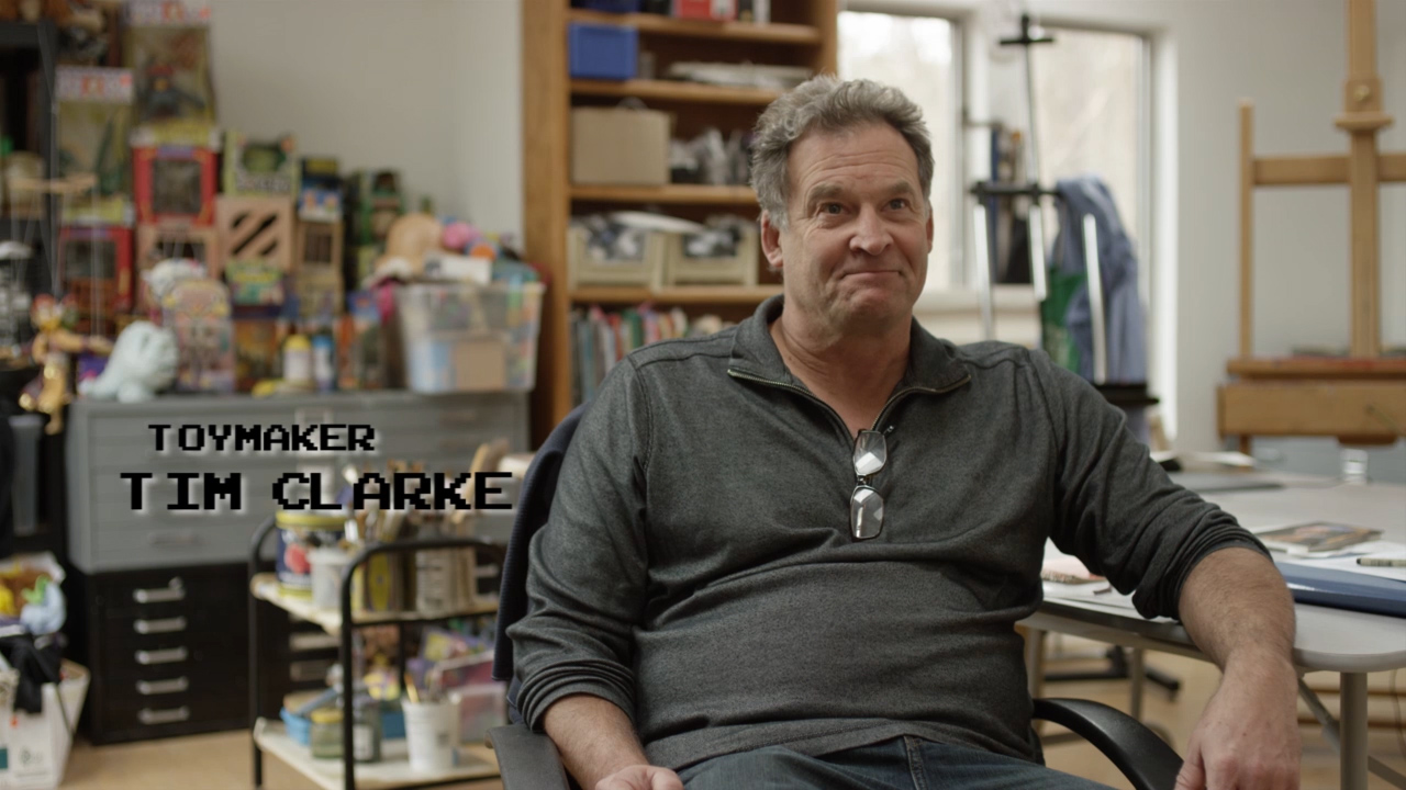 Toymake Tim Clarke